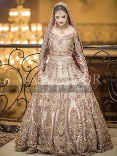 New Paki Bridal Wear 600 - Pakistan Bridal Dresses Pakistani Bridal Dresses Online, Bridal Mehndi Dresses, Pakistani Wedding Outfits, Pakistani Bridal Wear, Bridal Dress Design, Bridal Lehenga Choli, Bridal Outfits, Walima Dress, Bollywood Bridal