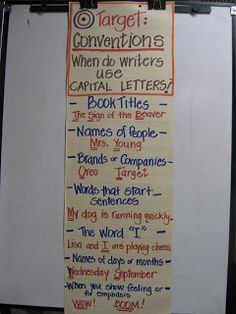 Third Grade Thinkers: Writing: Patterned Poetry
