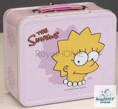BERGHOFF Pojemnik Śniadaniowy Simpsons (Lisa)