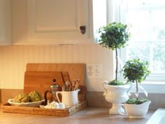 How to make topiaries