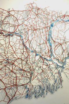 Matthew Picton: The Ganges and Brahmaputra Delta