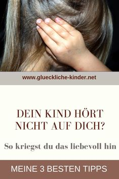 So hört dein Kind gerne auf dich Your child doesn't listen to you? Do you often feel like you're talking to a wall? Does your child only grumble at you when it should do something? Baby Health, Kids Health, Children Health, Health And Fitness Tips, Health Tips, Kids And Parenting, Parenting Hacks, Preschool Garden, Kids Sand