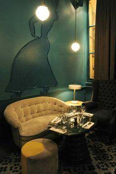 Restaurant Minimes, 36, rue de Turenne, Paris (75003) / Elisa weygand et Aurore Lanternier - Guide Fooding®