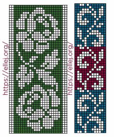 Free Patterns Archives - Beautiful Crochet Patterns and Knitting Patterns Cross Stitch Borders, Cross Stitch Flowers, Cross Stitch Designs, Cross Stitch Patterns, Knitting Charts, Knitting Patterns, Crochet Patterns, Bead Loom Patterns, Weaving Patterns