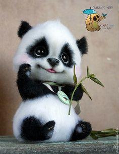 Gorgeous Panda by Julia Yuyu Jurkiewicz from Russia