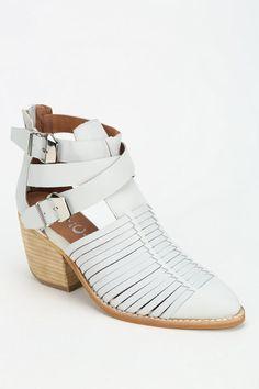 Jeffrey Campbell Stillwell Fisherman Ankle Boot - want these SOOOO BADDDDD