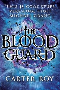 The Blood Guard- Thirteen-year-old Ronan Truelove leaves school one day and discovers he's a member of The Blood Guard - an ancient order of protectors. He will acquire invaluable skills (in swordfighting, subterfuge and more); learn that he has magical talents he never dreamed of; rescue his parents from certain death