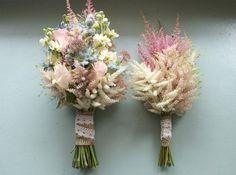 astilbe wedding bouquets-2