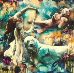 The Bear Truth by Dimitra Milan