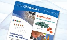 Now's a great time to check out Restek's must-have solutions for your lab! The latest Restek Essentials catalogue is out, and you can view it here. You can purchase Restek columns on ou… Essentials, Science, Columns, Lab, Check, Labs, Labradors