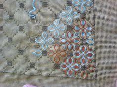 Gallery.ru / Фото #66 - κατι 3 - ergoxeiro Diy Embroidery, Cross Stitch Embroidery, Embroidery Patterns, Cross Stitch Patterns, Rug Inspiration, Lassi, Diy Dollhouse, Needlepoint, Needlework