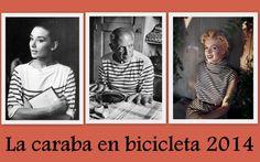 LA CARABA EN BICICLETA...: RAYAS Stripes, Bike