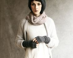 suzybonomini knitwear made in the UK by suzybonomini on Etsy Loose Knit Sweaters, Merino Wool Sweater, Wool Sweaters, Brother Knitting Machine, Wedding Shawl, Wedding Wraps, Pastel Blue, Wedding Accessories, Knitwear