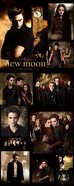 twilight, new moon