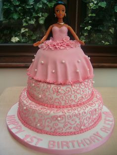First doll cake