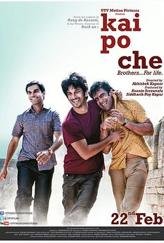 What experts have to say for Kai Po Che!