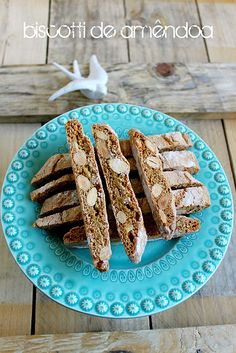 biscotti de amêndoa