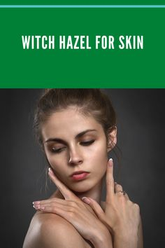Witch Hazel for the skin is a natural toner, prevents razor bumps and soothes bug bites, and a bunch more uses. Mindfulness Courses, Witch Hazel For Skin, Natural Toner, Razor Bumps, How To Start Yoga, Healthy Aging, Yoga Session, Yoga Videos, Natural Cleaning Products