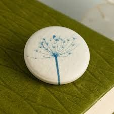 Browse our unique range of pins, badges & patches. We have of fantastic gift ideas, all made by the UK's best small creative businesses. Cow Parsley, Button Badge, Pin Badges, Covered Buttons, Creative Business, Brooch Pin, Decorative Plates, Women Jewelry, Gifts