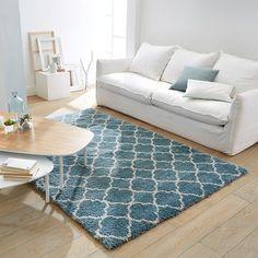 Alfombra Afaw. Una invitación al confort, la alfombra Afaw combina a la perfección con interiores auténticos y cálidos. Fabricado en Europa. Características Afaw :Fabricada a base de materiales reciclables.100% polipropileno.Acabados sin remate.Tratamiento Heatset. Descubre la alfombra de cama y las alfombras a juego, así como el resto de la colección de alfombras en laredoute.es.Calidad:Cuidado fácil: aspirar regularmente.  Limpiar las manchas inmediatamente con un trapo mojado y limpio. Se…