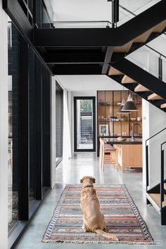 Just the AFTER // Client Black Houses are the Best Houses