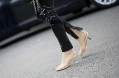street style @ Paris Fashion Week: Georgia Pendlebury
