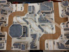 Warhammer Terrain, 40k Terrain, Game Terrain, Wargaming Table, Wargaming Terrain, Sci Fi Miniatures, Warhammer 40k Miniatures, Maquette Star Wars, Infinity The Game
