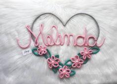 Que lindeza, não estou  sabendo lidar com tanta fofura 💖 O tricotin da Melinda ficou lindo de mais..... Significado do nome Melind Beaded Animals, Future Baby, Babys, Biscuit, Macrame, Chloe, Knit Crochet, Crochet Necklace, Knitting