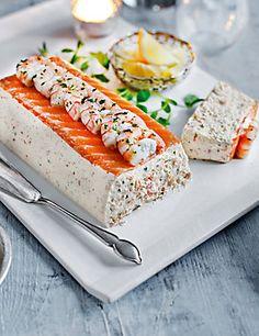 Scottish Lochmuir™ Salmon Terrine