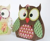 Such a cute owl gift box!