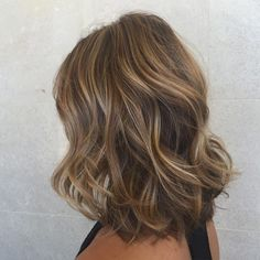 15 Trimmed Brown Relaxed Waves