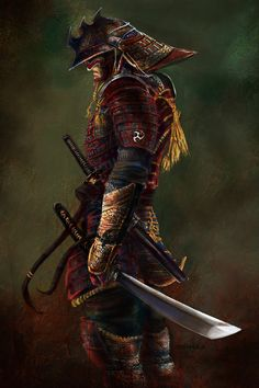 Samurai, was destined to be a tattoo. Someday it will be.