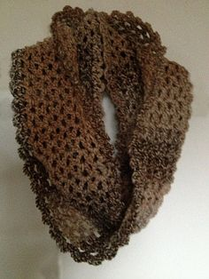 crochet pattern - shayla's scarf