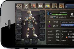 Quest & Sorcery on Behance