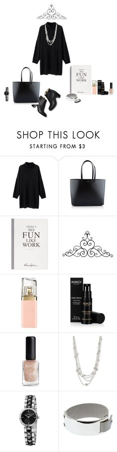 """""""MY AUTUMN"""" by una21una ❤ liked on Polyvore featuring Paul Andrew, Yves Saint Laurent, Selfridges, Three Hands, HUGO, Calvin Klein and Charlotte Russe"""