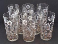 Barware Collection - GREGORY DUNCAN - DANDELION - HIGHBALL GLASSES