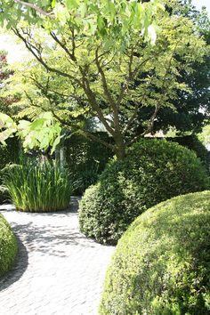 Romantische doorgang - door Cools tuinaanleg uit Essen