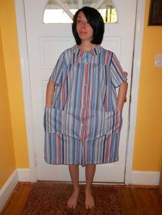 Earning my Stripes Dress 1