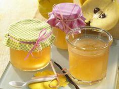 Receitas - Geleia de marmelo & baunilha - Petiscos.com