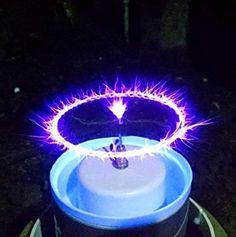 Plasma Speaker Arc loudspeaker music tesla coil amazing flashing Generator