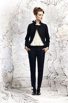 Red Valentino Fall 2012 collection