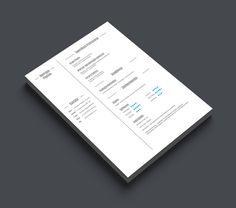 10 nouveaux CV graphiques en téléchargement gratuit !
