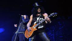 Revive Slash éxitos de Guns N'Roses