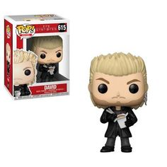 """"""" The cult classic, The Lost Boys, is joining the Funko family. The The Lost Boys David with Noodles Pop! Vinyl Figure measures approximately 3 tall and comes packaged in a window display box. Funko Pop Figures, Pop Vinyl Figures, Yuri On Ice, Fate Stay Night, Buffy, Power Rangers, Mug Game Of Thrones, X Men, Lost Boys Movie"""