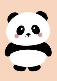Cartoon drawings of pandas image titled draw a cartoon panda step 1 Panda Kawaii, Cute Panda Cartoon, Niedlicher Panda, Cute Panda Wallpaper, Bear Wallpaper, Wallpaper Iphone Cute, Wall Wallpaper, Panda Illustration, Panda Wallpapers