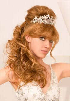 Wedding hair: wedding hairstyles, bride hair ideas