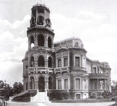Imagen palacio Ortiz Basualdo rivadavia y boyacá Second Empire, Empire Style, Royal Palace, Old Postcards, Middle Ages, Cry, Medieval, Sailing, Around The Worlds