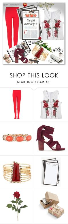 """Мода"" by ulkaholkina ❤ liked on Polyvore featuring Balenciaga, Verdi, Raye, Ben's Garden, Jennifer Lopez and Chronicle Books"