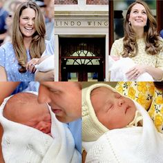 The Lindo Wing HIS ROYAL HIGHNESS George Alexander Louis and HER ROYAL HIGHNESS Charlotte Elizabeth Diana OF CAMBRIDGE