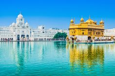 The Golden Temple - Amristar, Punjab, India